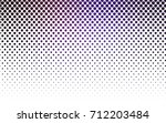 dark purple vector modern... | Shutterstock .eps vector #712203484