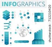 infographics design elements... | Shutterstock . vector #712210420