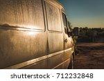 morning mist | Shutterstock . vector #712232848