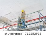 construction workers on...