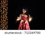Cute Little Indian Girl...