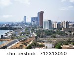 jeddah  saudi arabia september... | Shutterstock . vector #712313050