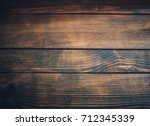 wooden background for flyer | Shutterstock . vector #712345339