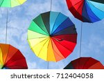 photo of beautiful multi... | Shutterstock . vector #712404058