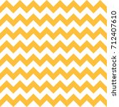 retro chevron pattern...   Shutterstock .eps vector #712407610