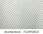 fragment  detail of a leather... | Shutterstock . vector #712492813