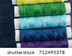 Colored Thread.