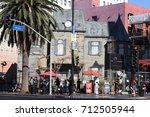hollywood  ca   sept. 10  ... | Shutterstock . vector #712505944