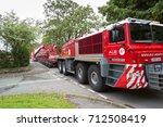 congleton  cheshire   ... | Shutterstock . vector #712508419
