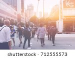 singapore   aug 25 2017  people ... | Shutterstock . vector #712555573
