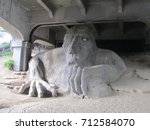Fremont Troll Under Bridge In...