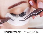 Eyelash Extension Procedure....