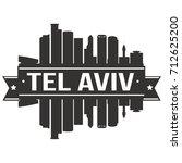 Tel Aviv Israel Skyline...