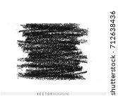 vector marker hand drawn...   Shutterstock .eps vector #712638436