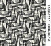 abstract broken geometric motif ...   Shutterstock .eps vector #712645996