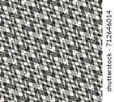 abstract broken geometric motif ... | Shutterstock .eps vector #712646014