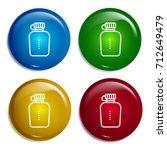 canteen multi color gradient...
