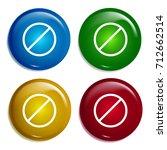 disable multi color gradient...