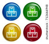 packages multi color gradient...