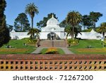 The Conservatory Of Flowers...