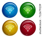 wifi multi color gradient...
