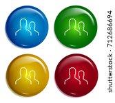 users multi color gradient...