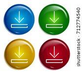 download multi color gradient...