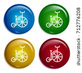 bycicle multi color gradient...