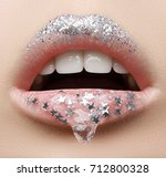 macro and close up creative... | Shutterstock . vector #712800328