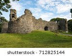 Small photo of Old Inverlochy Castle, Fort William, Scotland