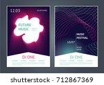 party music posters design.... | Shutterstock .eps vector #712867369