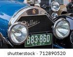 kutna hora  czech republic  ... | Shutterstock . vector #712890520