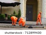 minsk  belarus   september 10 ... | Shutterstock . vector #712899430