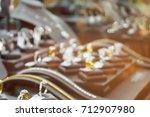 Abstract Blur Jewelry Diamond...