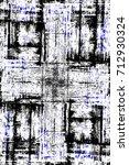 abstract grunge blue dark... | Shutterstock . vector #712930324