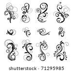 floral patterns for design....