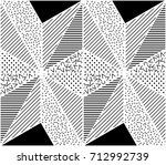 vector seamless pattern....   Shutterstock .eps vector #712992739