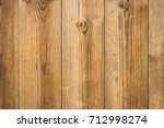 old and beautiful antique wood... | Shutterstock . vector #712998274