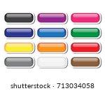 button for website vector | Shutterstock .eps vector #713034058