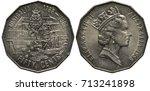 australia australian coin 50...