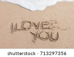 love on the sea | Shutterstock . vector #713297356