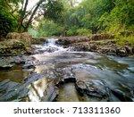 beautiful landscape nature...   Shutterstock . vector #713311360