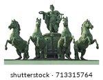 god apollo  phoebus   the...   Shutterstock . vector #713315764