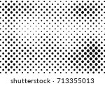 fade halftone background....   Shutterstock .eps vector #713355013