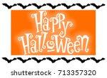 halloween | Shutterstock . vector #713357320