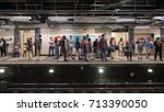 london  uk   29 august 2017 ... | Shutterstock . vector #713390050