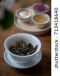 china tea | Shutterstock . vector #713418640