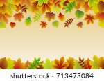 background with colourful... | Shutterstock .eps vector #713473084