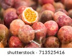 Passion Fruit Ripening On Sale...
