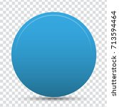 turquoise button | Shutterstock .eps vector #713594464